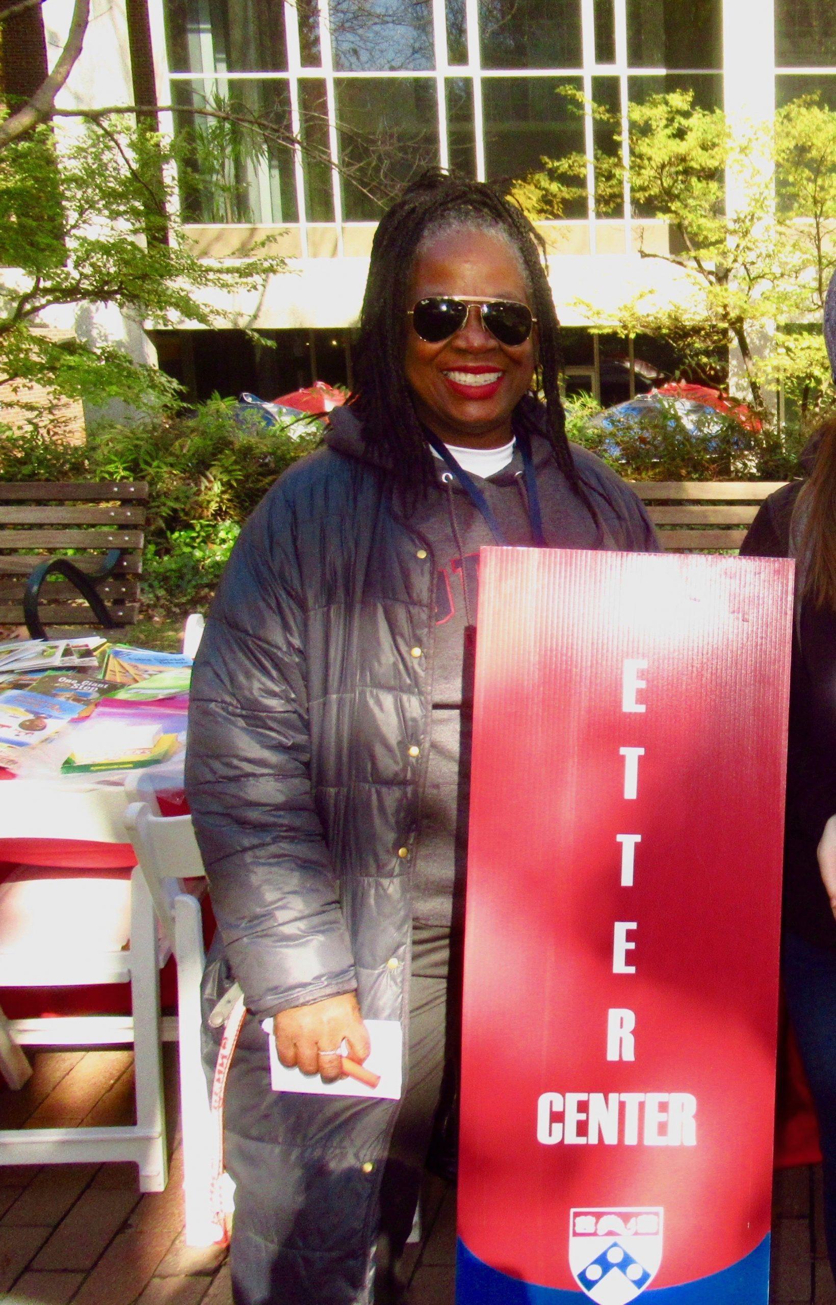 Isabel, The Netter Center for Community Partnerships at the University of Pennsylvania