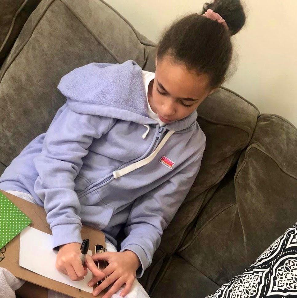 Sammi, Middle School Student, Delaware