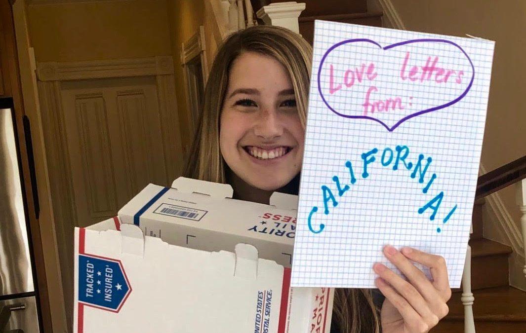 Bridget, High School Student, California