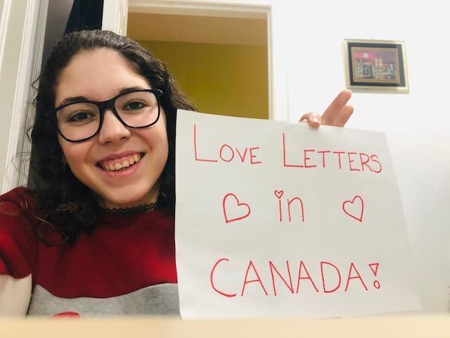Anna, York School High School, Toronto, Canada
