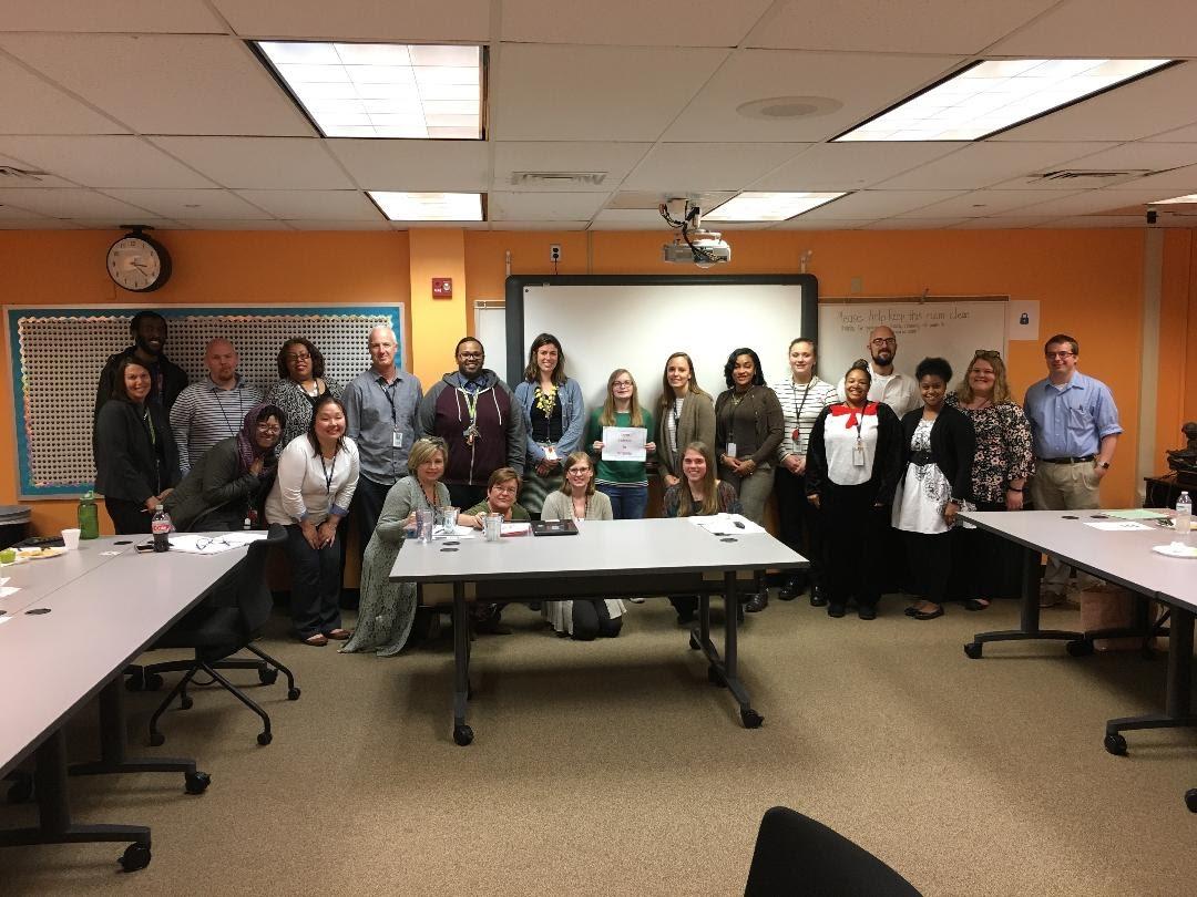 Henrico County Early Education Program at New Bridge, Virginia