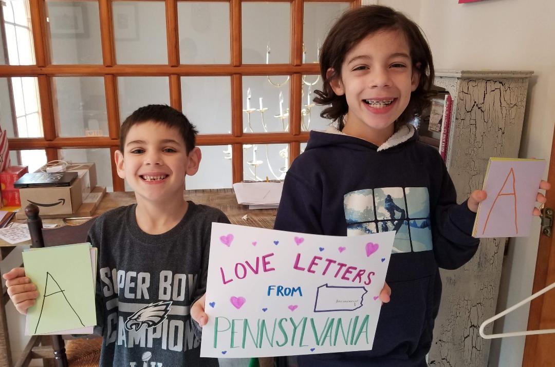 Nikki, Family Volunteers, Pennsylvania